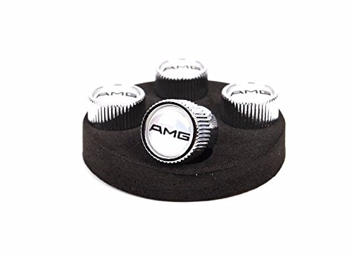 Mercedes Amg Wheel - Mercedes Benz Tire Valve Stem Cap - AMG