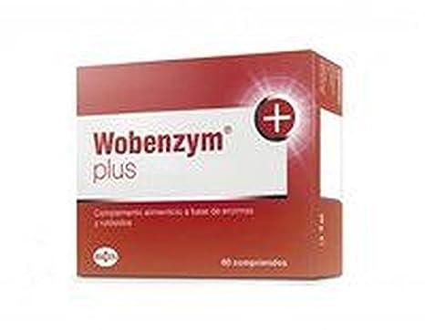 Wobenzym Plus 60 comprimidos de Diafarm Roha: Amazon.es: Salud y cuidado personal