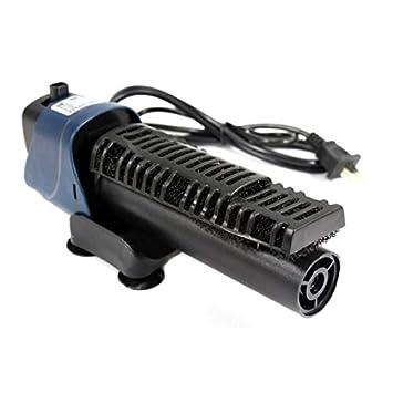 Filtro Bomba + UV 5w para Acuarios y Peceras 500l/h Acuario 500 litros: Amazon.es: Productos para mascotas