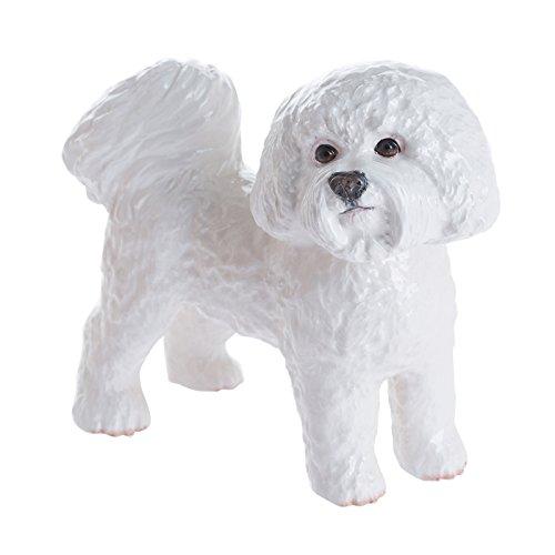 John Beswick JBD85 Bichon Frise Dog Figurine