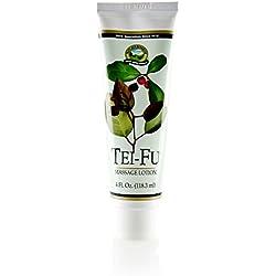 Nature's Sunshine Tei-Fu Massage Lotion, 4 oz. tube