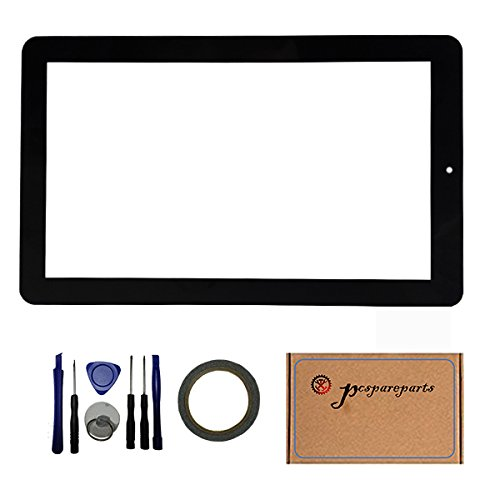 Pcspareparts Digitizer Replacement Touch Screen Glass Panel for RCA Galileo Pro 11.5'' RCT6513W87DK Table PC