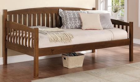ACME Furniture 39090 Caryn Daybed, Antique Oak by Acme Furniture