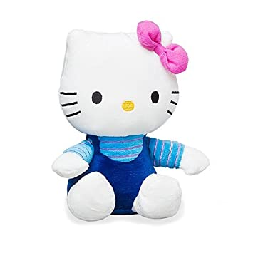 Kuscheltiershop Hello Kitty Azul 20 cm Hinchable de Peluche de ...