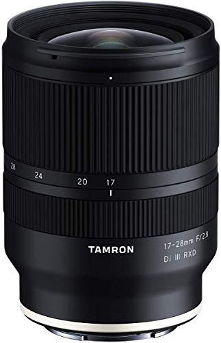 Tamron 17-28mm f/2.8 Di III RXD for Sony Mirrorless Full Frame E Mount (Renewed)