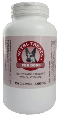 NUTRI-TREATS for Dogs 400 Tab