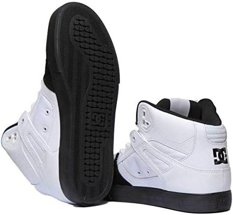 DC Schoenen Pure High-Top - Lederen High-Top Schoenen voor Heren - Heren