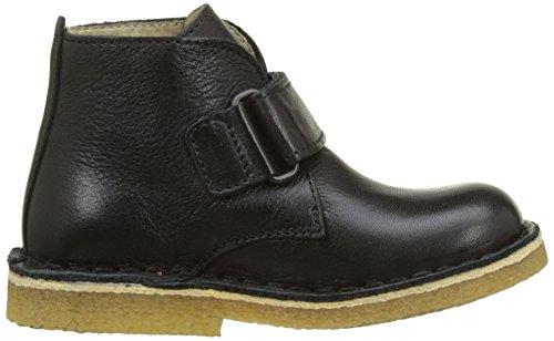 Boots Kickers Rekick Noir Desert Garçon Noir EaqraPBx