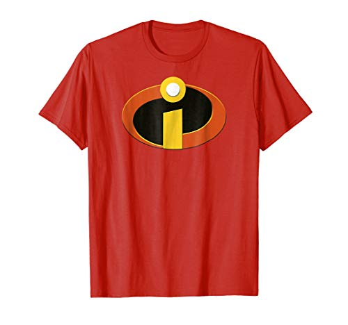 Disney Pixar Incredibles Logo Halloween Costume T-Shirt