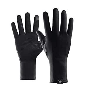 Amazon.com: Golovejoy Running Gloves Winter Warm Cycling