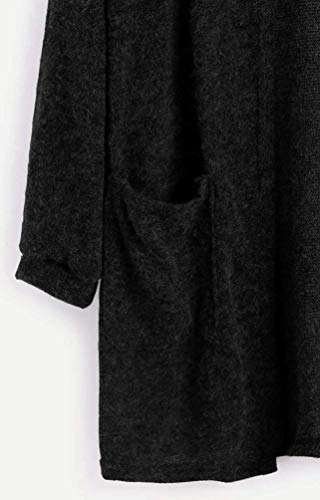 Manteau Mode Automne Fashion Femme Tricot Saoye Printemps en Xw7fanqP