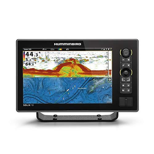 Humminbird Solix 10 Chirp GPS Combo ()