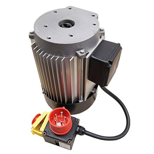 ORIGINAL ATIKA Ersatzteil - Motor 400V für Brennholzspalter ASP ***NEU***