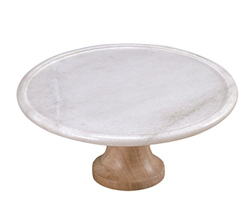 Creative Home 74802 Natural Marble & Mango Wood 12