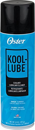 Horse Clippers Oster - Oster Kool Lube III Spray Coolant, 14-ounces
