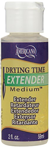 DecoArt Americana Mediums Drying Time Extender Paint, 2-Ounce