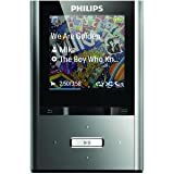 "New PHILIPS SA2VBE04K/17 1.5"" GOGEAR VIBE MP3 VIDEO PLAYER WITH FULLSOUND?(4 GB)"