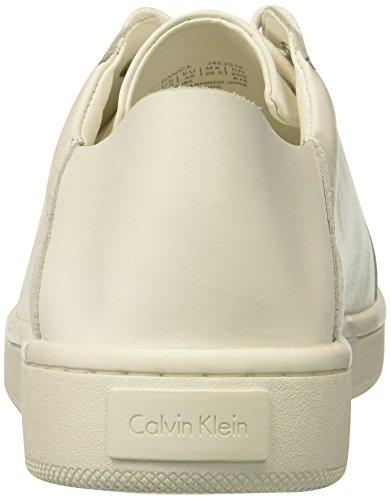 Mujeres Moda De Klein Talla Blanco Calvin blanco Deportivos 6xI5qwxAp
