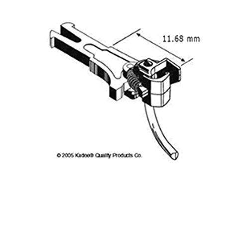 Nem 362 Coupler - Kadee Qualtiy Products, CO. HO NEM 362 Coupler, 29/64 Center (2pr)