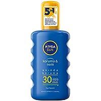 Nivea Sun Koruma & Nem Nemlendirici Güneş Spreyi GKF 30 200 ml 1 Paket (1 x 200 ml)