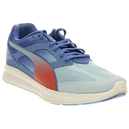 a7b6dce22 PUMA Women's Ignite Running Shoe, Omphalodes/Hot Coral/Ultramarine, ...