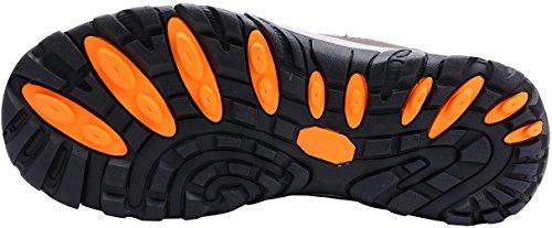 de Embout LM Acier LARNMERN Chaussures 1609 Semelle Chaussures Sécurité Travail Perforation Antidérapante pour Homme de Acier Anti wwZqF48