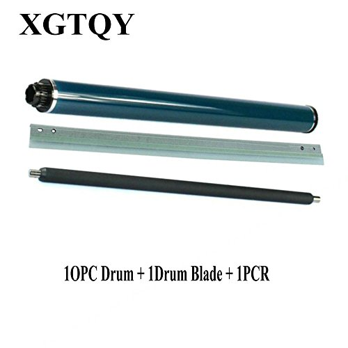(XGTQY OPC Drum + Charge Roller PCR + Blade for Ricoh Afioco 2001/1813/2013/2501 Printer Cartridge)