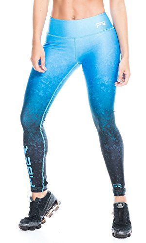 Fiber Many Styles Printed Workout Leggings for Women Gym Tights Yoga - Leggings Fiber
