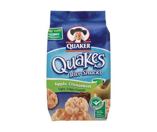 Quaker Mini Rice Cakes Apple Cinnamon