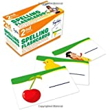 Second Grade Spelling Flashcards (Flashcards Language Arts)