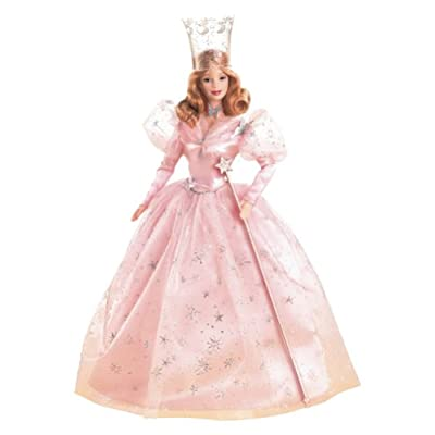 Wizard of Oz: Glinda, The Good Witch Barbie Doll: Toys & Games