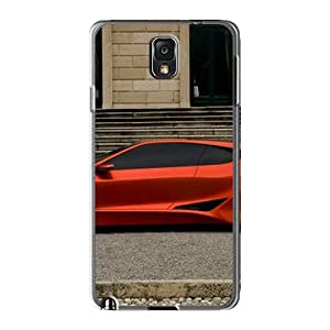 Wadecases Fashion Protective Bmw M1 Homage Concept Side View Case Cover For Galaxy Note3