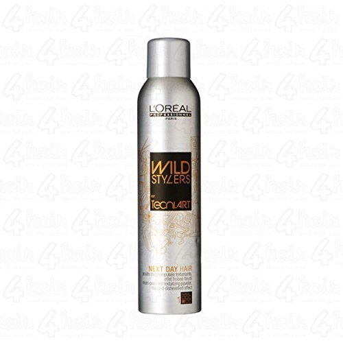 L'oreal Tecni Art Wild Stylers Next Day Hair Dry Finishing Spray 6.8oz