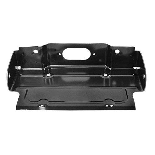 Eckler's Premier Quality Products 61-156242 Chevy Truck Rear License Plate Filler Panel, Fleet Side -, Step Side -