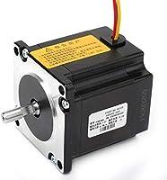 Motor paso a paso trifásico, DC 24-80V 5.6A 0.9NM FHB3610 para la industria de maquinaria CNC, maquinaria y equipo textil, máquinas ATM, máquina de inyección de tinta, plotter de corte: Amazon.es: Industria,