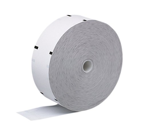 PM Company Perfection POS Thermal Financial/ATM Receipt Rolls with Sensemark (Diebold), 3.125 Inches x 2500 Feet, White, 4 per Carton (06565) by PM Company