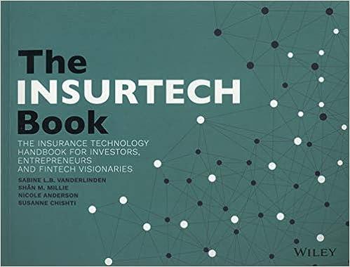 The INSURTECH Book: The Insurance Technology Handbook for Investors
