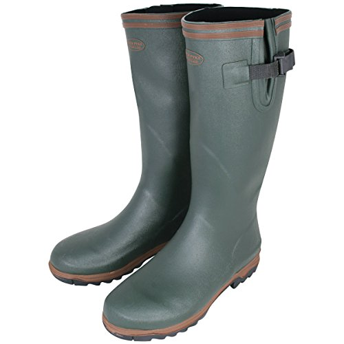 Jack Pyke Shires Wellington Boots Green Size 10