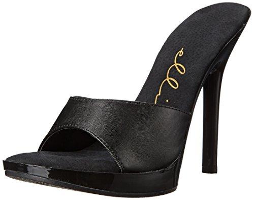 Ellie Shoes Women's 502-vanity, Black Matte, 6 M US