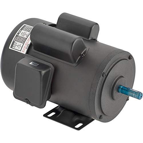 (Grizzly G2535 Single-Phase Motor with 3450 RPM )