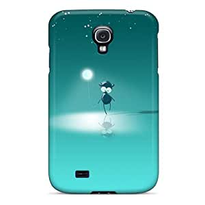 (FTGOzuB5629gjyUl)durable Protection Case Cover For Galaxy S4(moon Holder) by supermalls