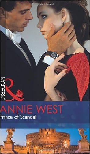 Prince of Scandal (Mills & Boon Modern)