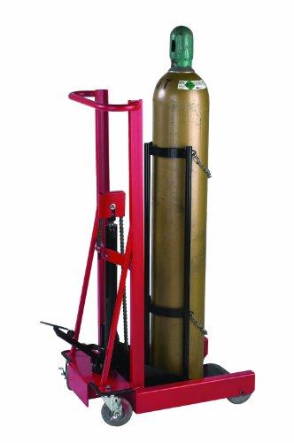 Wesco 260161 Cylinder Hydraulic Lift, 300-lb. Load Capacity, 40