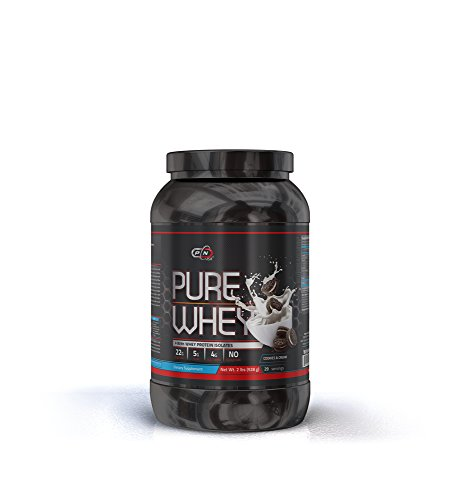 Whey Protein Powder 2 lbs Lean Muscle Micro Ultra Filtrated Mixes Instantly Faster Absorption Over 5g of Glutamine and BCAA 22g of Protein per Serving Low Carb No Aspartame (908g, Cookies and Cream) Review