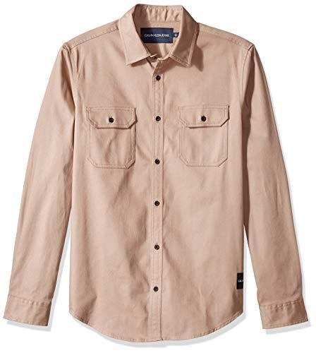 Calvin Klein Chest Pockets 男衬衫