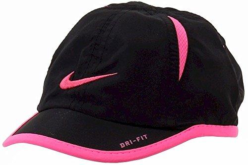 Nike Infant Girls Dri-Fit Baseball Cap SZ 12-24 Ms, Black/Pi