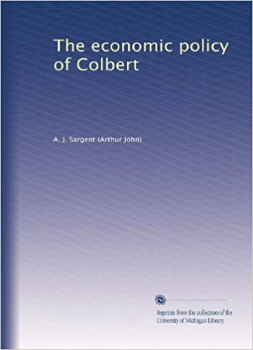 Gratis engelsk lærebog download The economic policy of Colbert på Dansk