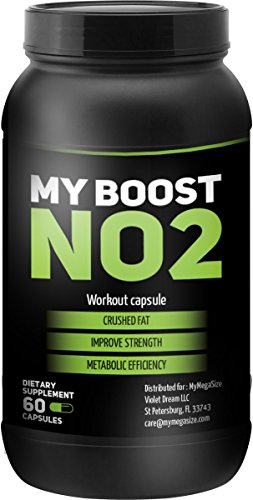 MY Capsules Strength Metabolic Efficiency product image