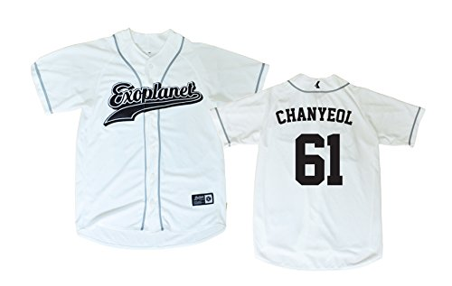 [EXO PLANET #3 The EXO'rDIUM BASEBALL UNIFORM (M, CHANYEOL)] (Ramen Noodle Costumes)