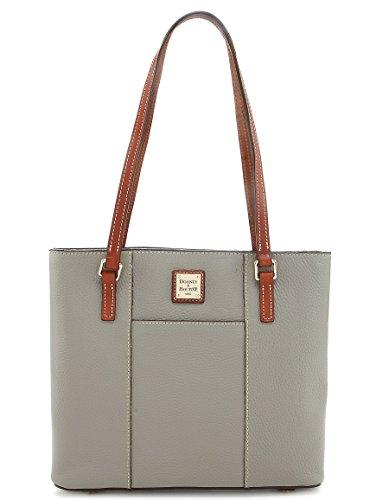 Pebble Leather Shopper (Dooney & Bourke Pebble Grain Small Lexington Shopper Bag)